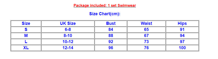 Women Solid Bikini Set Push-up Unpadded Swimsuit