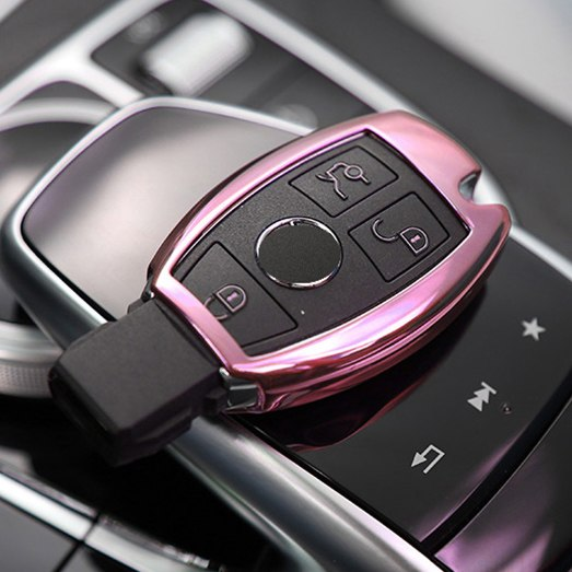 Mercedes Car Key Case Cover