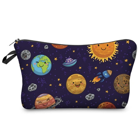 Womens Cosmetic Travel Pouch