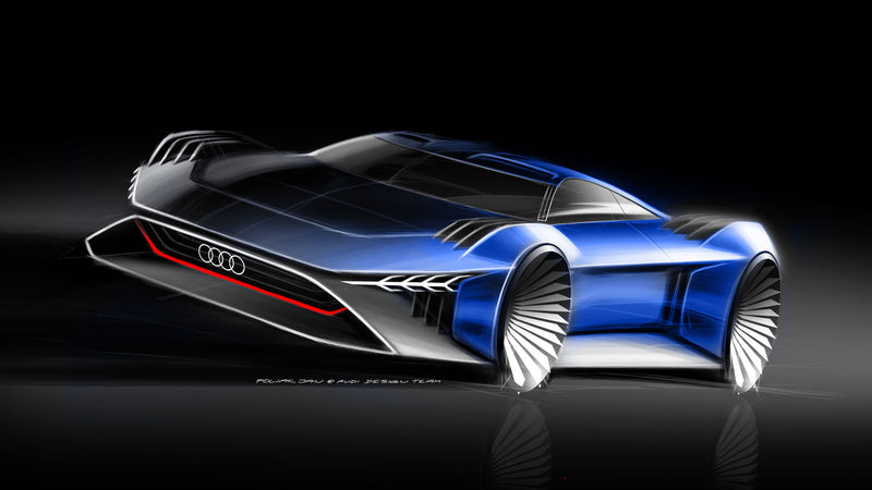 Audi designs concept car for animated film