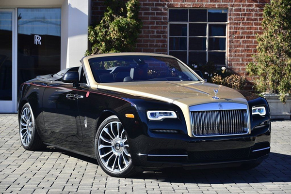 A ROLLS ROYCE DAWN FOR RENT?! NO WAY!