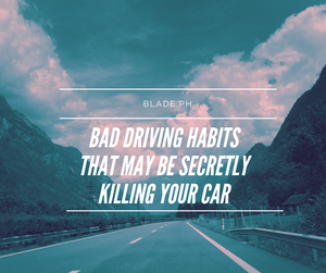 Bad driving habits that may be secretly killing your car