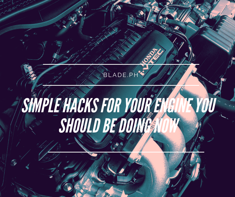 Simple Hacks for Your Engine You Should Be Doing Now
