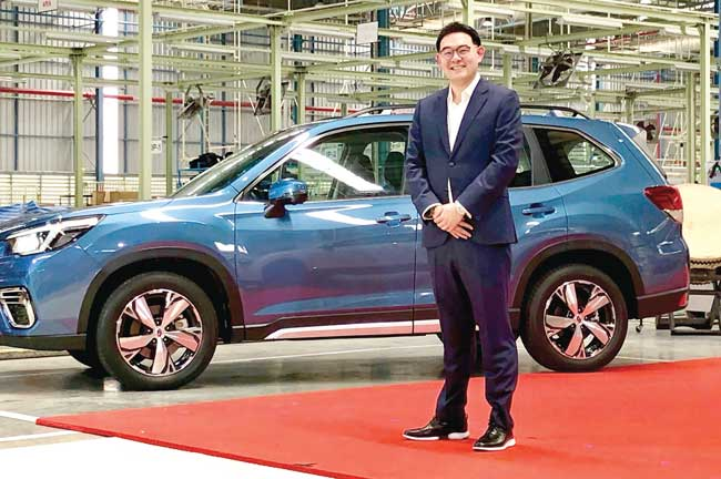 Tan Chong's assembly plant to boost presence in Southeast Asia