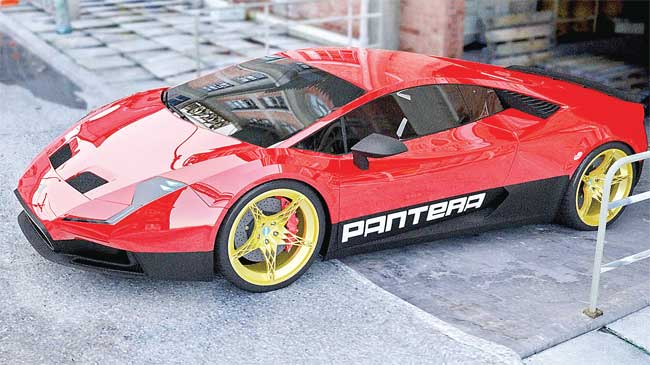 The Pantera that could have been