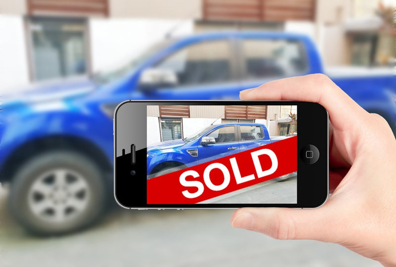 5 reasons why online is the best avenue to sell your car.