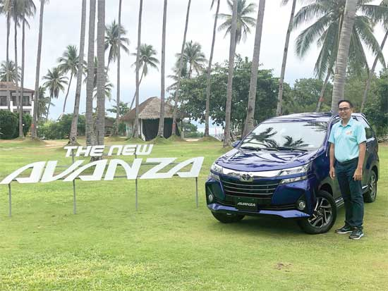 Toyota launches new Avanza in grand fashion
