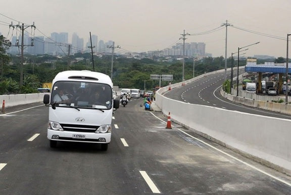 C5 Southlink opens to reduce traffic