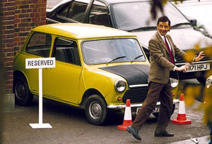 MR. BEAN'S CAR COLLECTION