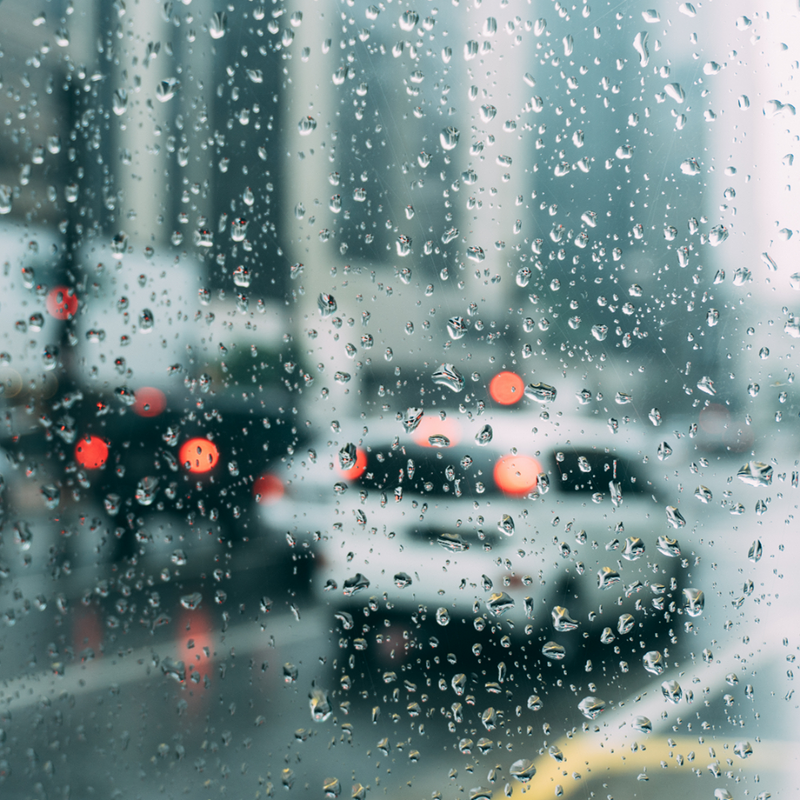 Keep your car clean—and shiny this rainy season