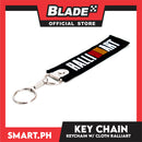 Keychain Cloth Tag Ralliart