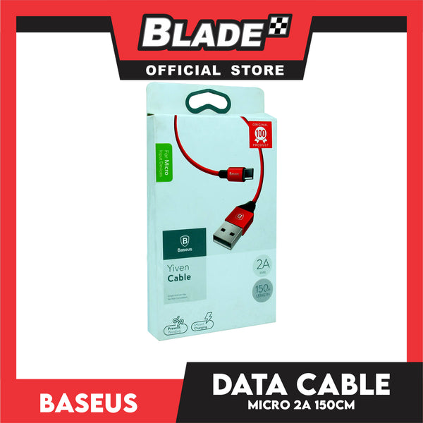 Baseus Yiven Cable for Micro CAMYW-B12 2A 150cm Red