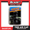 Tire Cap Type Air Jet Bolt TR-180 (Set of 4) Black