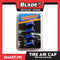 Tire Cap Type Air Jet Bolt TR-180 (Set of 4) Blue