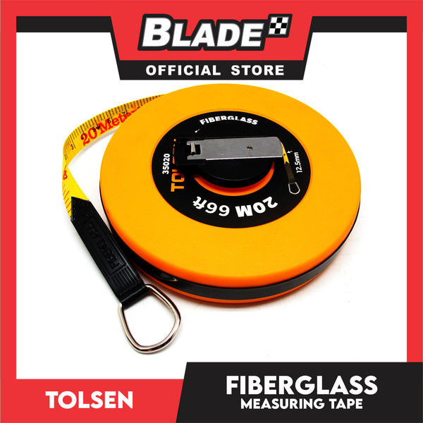 Tolsen Fiberglass Measuring Tape 35020