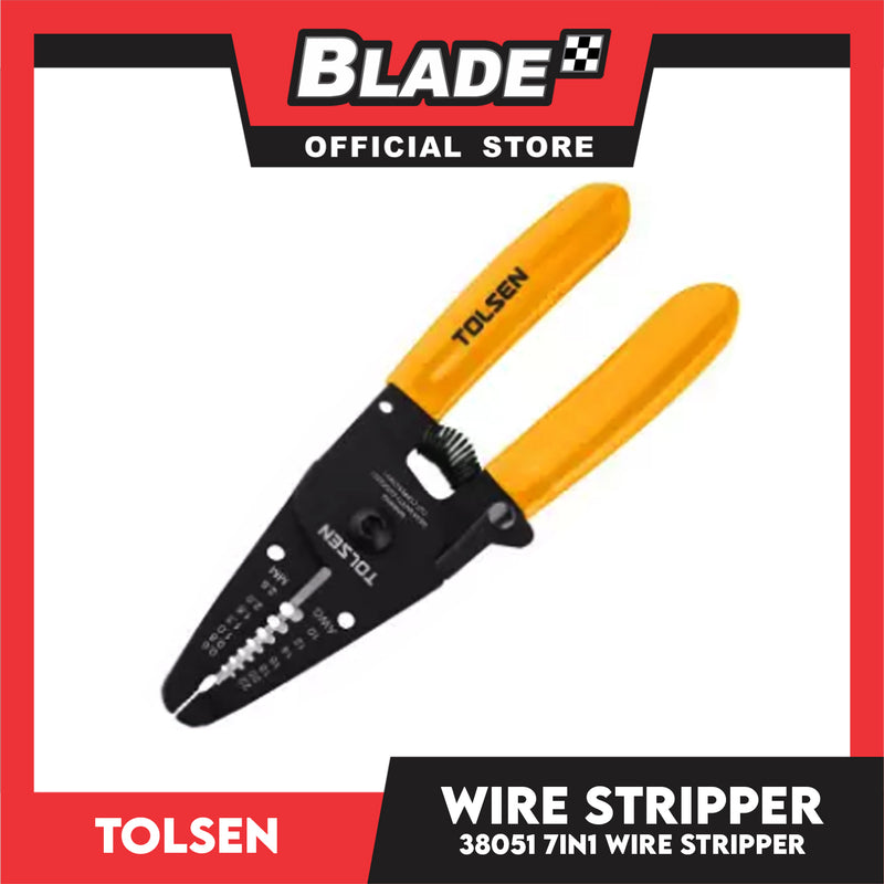 Tolsen Wire Strippers 38051