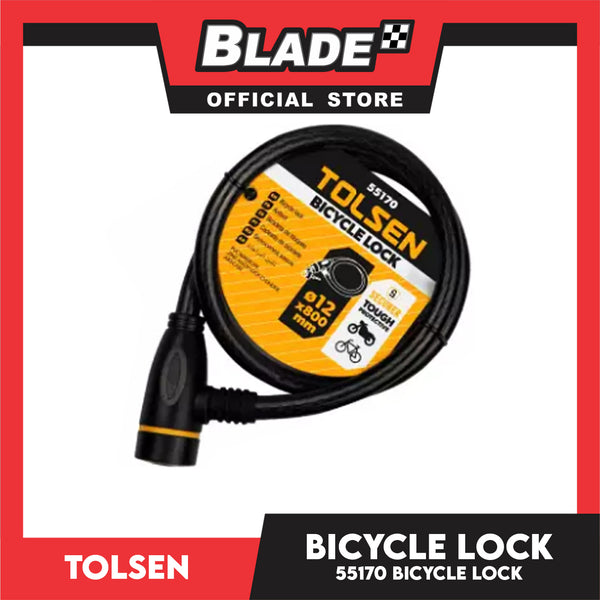 Tolsen Bicycle Lock 55170