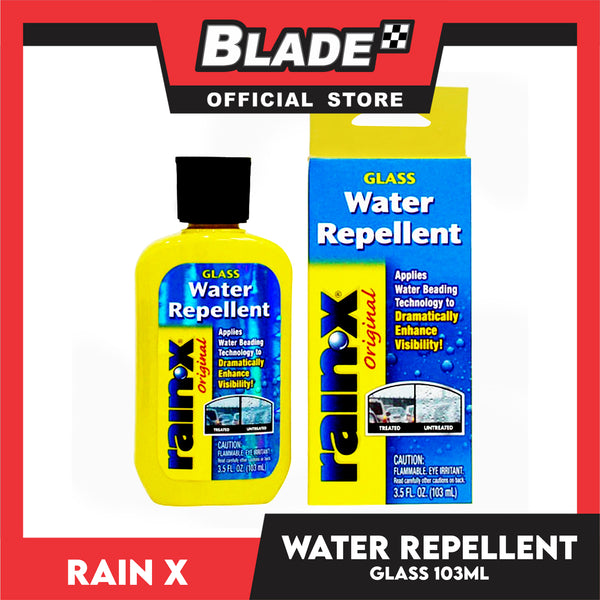 Rain X Glass Water Repellent 103mL