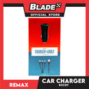 Remax Car Charger & Cable RCC217 (Black)