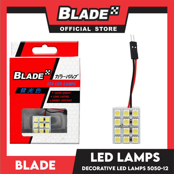 Blade Led Interior Lamp 12V Led Kit 5050-12