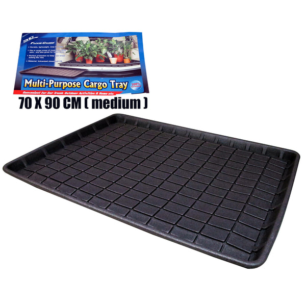 FloorGuard Multi-Purpose Cargo Tray MPP-3D-M(Dark Grey)
