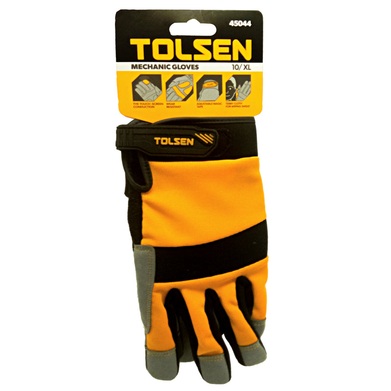 Tolsen Mechanic Gloves 10/XL