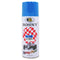 Bosny No.21 Spray Paint 300g. (Blue)