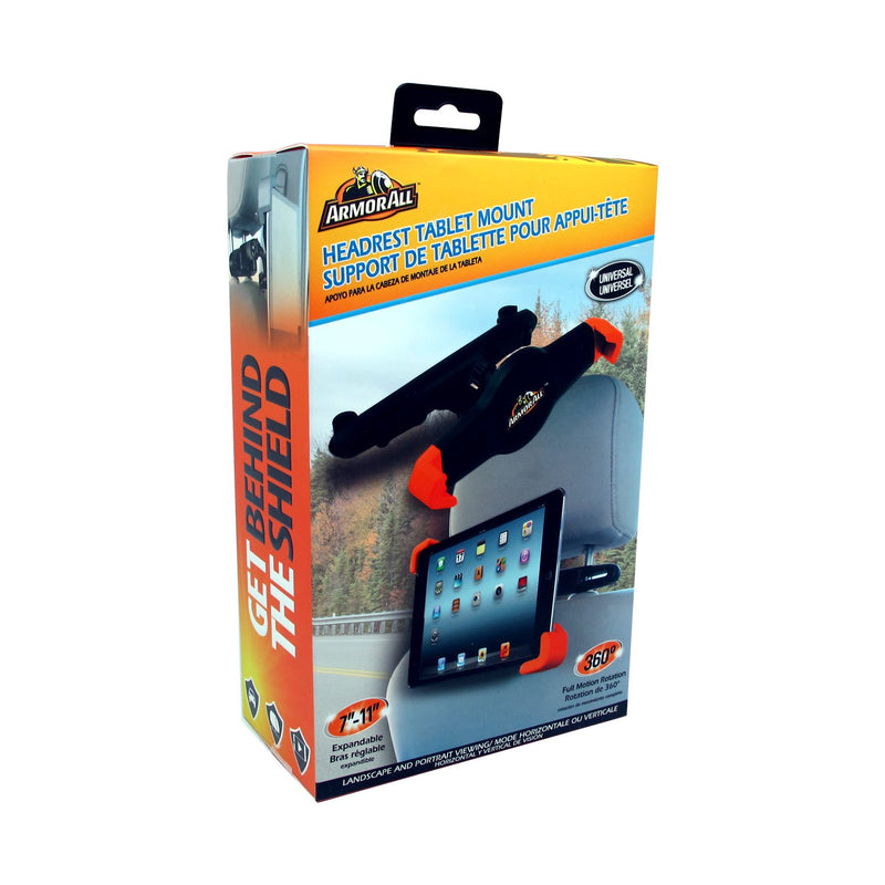 Armor All Universal Headrest Tablet Mount AMK3-0118