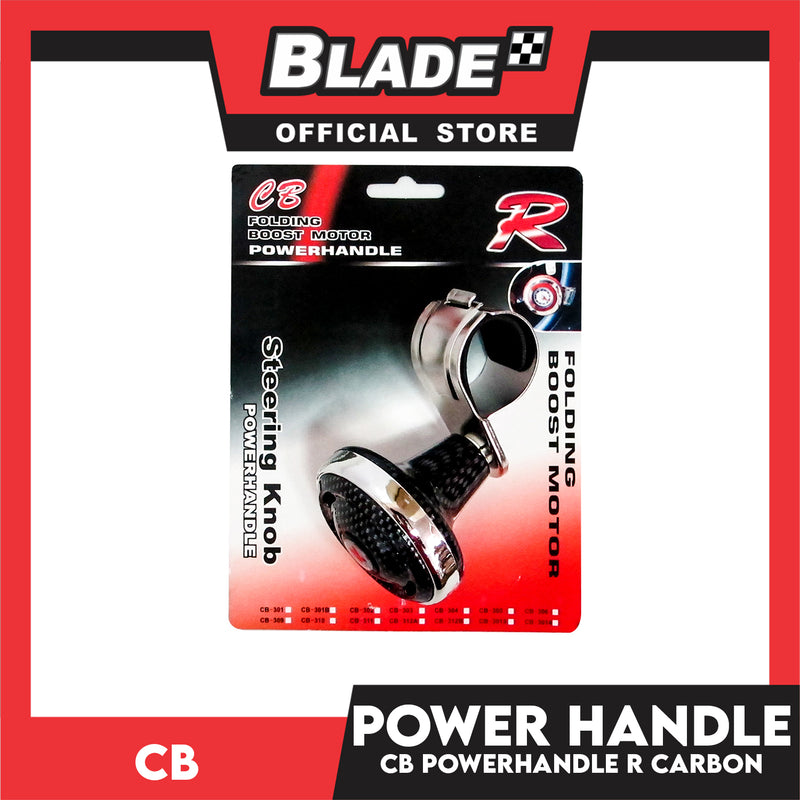 CB Steering Knob Power Handle CB-302 (Carbon)