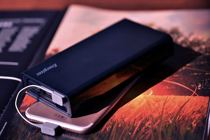 Energizer HighTech Power Bank UE20001 20,000mAh for Smartphones, Tablets & More