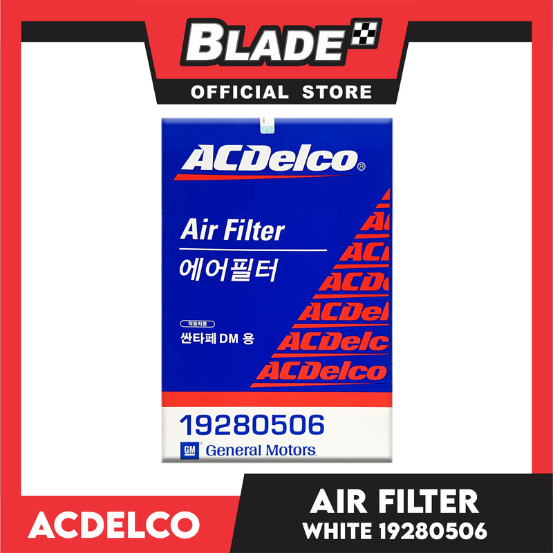 ACDelco Air Filter 19280506 for Hyundai Santa Fe 13-, Kia Sorento 2.2L CRDi
