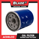 ACDelco Oil Filter HONR5-505 19372581 for Honda Accord 2.4 VTi/ 3.0 V6 (J30A), CRV DOHC I-VTEC all, City 1.3 I-DSI 1.3 (L13A), Honda Civic 05- 1.8L