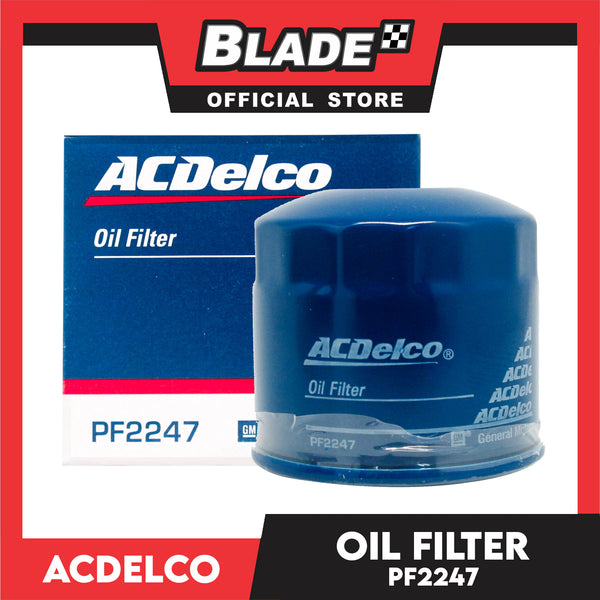ACDelco Oil FIlter PF2247 88926519 for Hyundai Santa Fe (gas),Tucson (gas),Accent (gas), Hyundai Elantra (gas),Sonata (gas),Matrix (gas)
