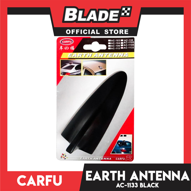 Carfu Antenna Earth AC-1133 (Black)