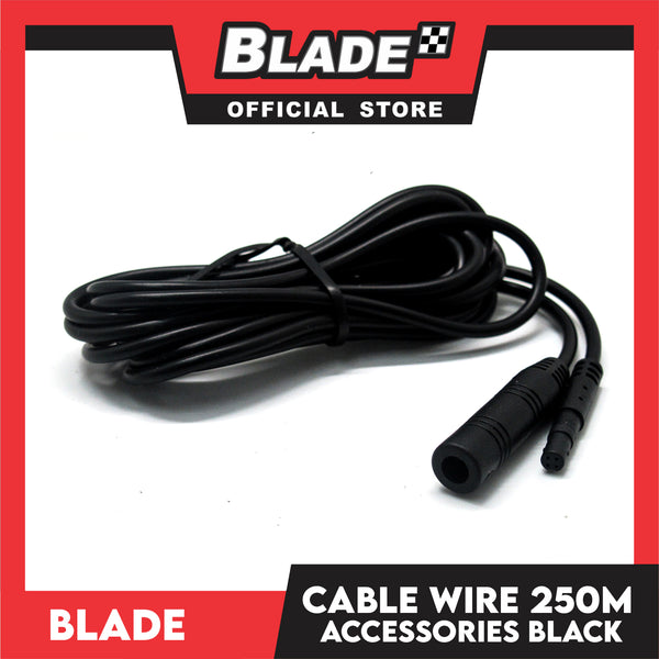 Blade Cable Wire 250M Accessories (Black)
