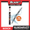 "Bosch Wiper Blade Silicone Silikomplett Single 14"", 16"", 18"", 20"", 21"", 22"", and 23"""