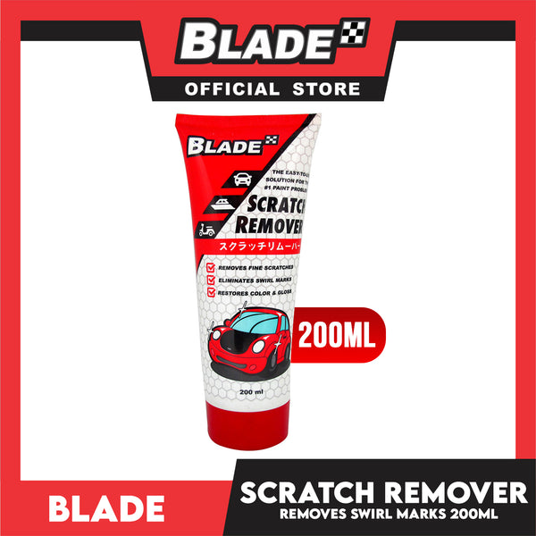 Blade Scratch Remover 200mL- Removes Swirl Mark