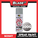 Bosny No.36 Spray Paint 300g. (Silver)