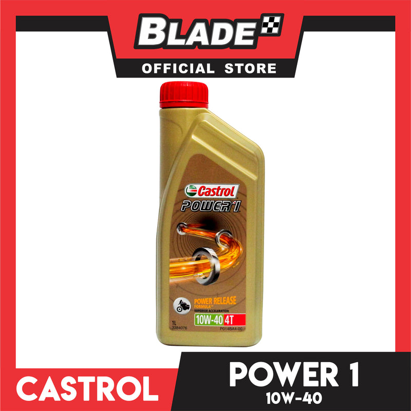 Castrol Power'1 10W-40 4T Power Release Fromula