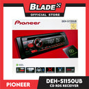 Pioneer DEH-S1150UB CD and Digital Media Receiver