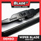 Denso Graphite Coating Wiper Blade Multi Adapter DCS-G024 600mm/24'' for Ford Ranger, Honda Accord, City, Hyundai Tucson, Kia Carnival
