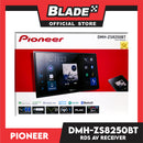 Pioneer DMH-ZS8250BT Separate type Multimedia AV Receiver with 8″ WVGA Touchscreen Display