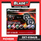 Pioneer DXT-X186UB Complete Car Audio Package