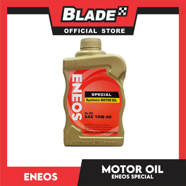 Eneos SL/CF SAE 10w-40 Special Synthetic Motor OiL 1L