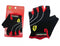 Ferrari Sports Gloves FLKA56584-Medium Black/Red (Pair)