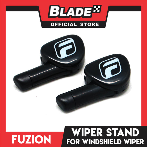 Fuzion Wiper Stand Set of 2 (Black)