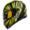 HIRO Helmet HD -09B Sunshine Yellow (Full face)