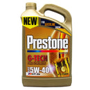 Prestone G-Tech Full Synthetic Gasoline SAE 5W-40 4Litres