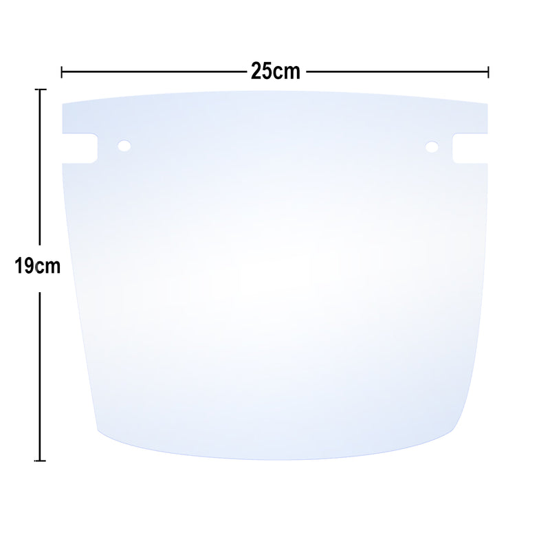 [Face Shield + Glasses] Waterproof and Dental Faceshield Protective Isolation with Glasses Faceshield Protection