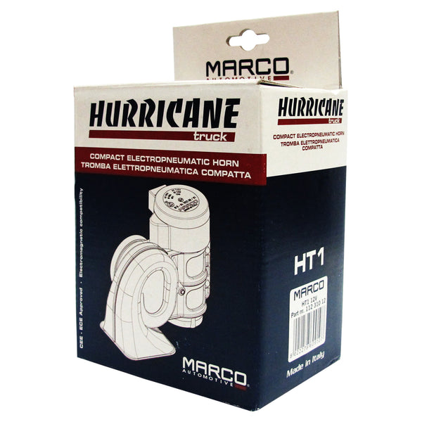 Marco Compact Electropneumatic Horn MH-HTI Hurricane Truck